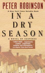 In a dry season by Robinson, Peter