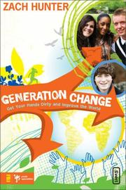 Cover of: Generation Change | Zach Hunter
