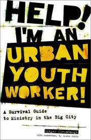 Cover of: Help! I'm a Urban Youth Worker 5 Pack
