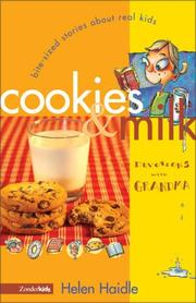 Cover of: Cookies & Milk Devotions with Grandma
