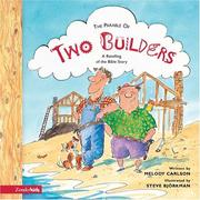 Cover of: Parable of Two Builders, The | Melody Carlson