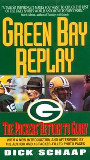 Cover of: Green Bay Replay