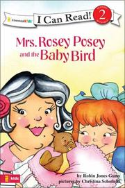 Cover of: Mrs. Rosey-Posey and the empty nest