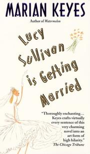 Cover of: Lucy Sullivan is getting married