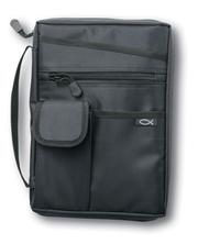 Cover of: Nylon Black with Exterior Pockets Med | Zondervan Publishing Company