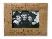 Cover of: For I Know the Plans Cork Fabric Frame |