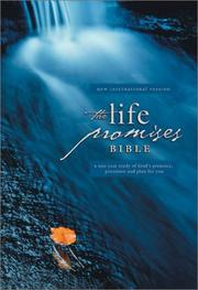 Cover of: The life promises Bible |