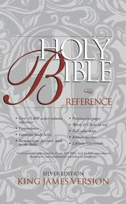 Cover of: KJV Holy Bible Reference, Silver Edition |