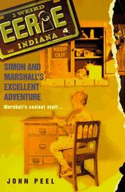 Simon and Marshalls Excellent Adventure (Eerie, Indiana)