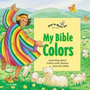 Cover of: My Bible colors