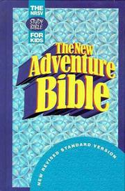 Cover of: The new adventure Bible