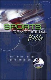 Cover of: Sports Devotional Bible