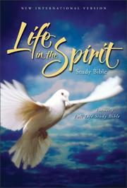 Cover of: NIV Life In the Spirit Study Bible, Indexed |