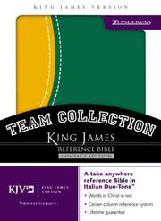 Cover of: KJV Compact Reference Team Collection |