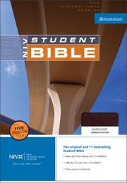 Cover of: NIV Student Bible, Revised |