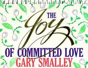 Cover of: The joy of committed love