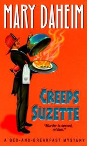 Cover of: Creeps Suzette: a bed-and-breakfast mystery