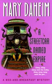 Cover of: A Streetcar Named Expire