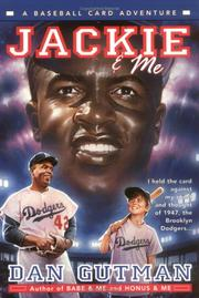Cover of: Jackie & Me (Baseball Card Adventures)