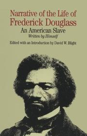 the narrative of the life of frederick douglass essay Need essay sample on narrative of the life of frederick douglass, an american slave` as a vehicle of abolition we will write a cheap essay sample on narrative of.