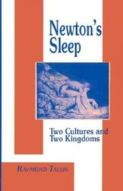 Cover of: Newton's sleep