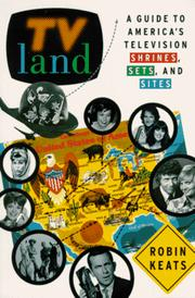 Cover of: TV Land | Robin Keats