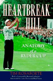 Cover of: Heartbreak hill