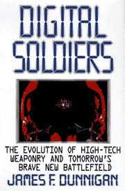 Cover of: Digital Soldiers