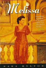 Cover of: Melissa