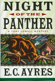 Cover of: Night of the panther