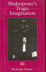 Cover of: Shakespeare's tragic imagination