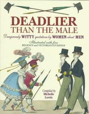 Cover of: Deadlier Than the Male