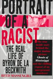 Cover of: Portrait of a Racist | Reed Massengill