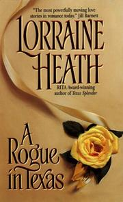Cover of: A Rogue in Texas