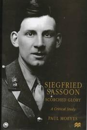 Cover of: Siegfried Sassoon | Paul Moeyes