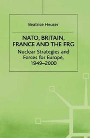 NATO, Britain, France, and the FRG