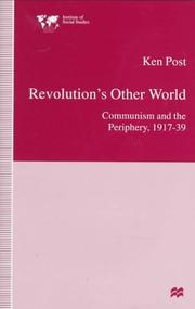 Cover of: Revolution's other world