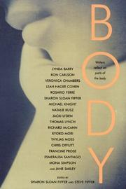 Cover of: Body | Sharon S. Fiffer