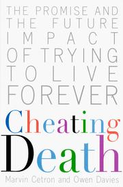 Cover of: Cheating Death | Marvin Cetron