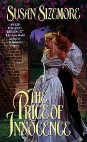 Cover of: The Price of Innocence
