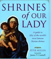 Cover of: Shrines of Our Lady