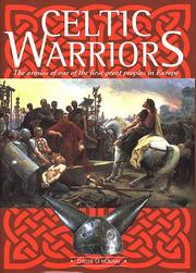 Cover of: Celtic warriors