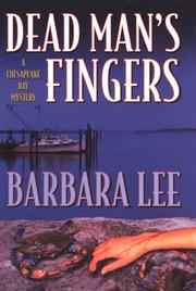 Cover of: Dead man's fingers