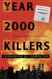 Cover of: The year 2000 killers | Wenda Wardell Morrone