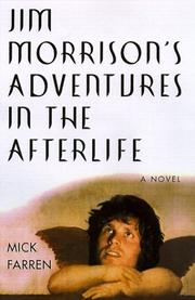 Cover of: Jim Morrison's adventures in the afterlife