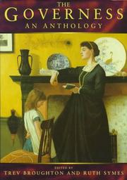Cover of: The governess
