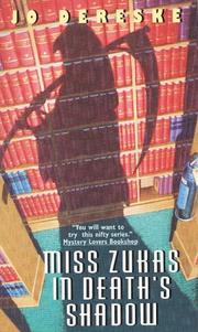 Cover of: Miss Zukas in Death