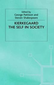 Cover of: Kierkegaard |
