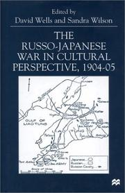 Cover of: The Russo-Japanese war in cultural perspective, 1904-1905 |