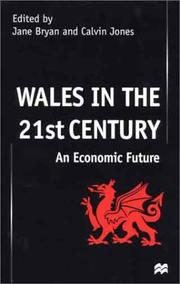 Cover of: Wales in the Twenty-First Century |
